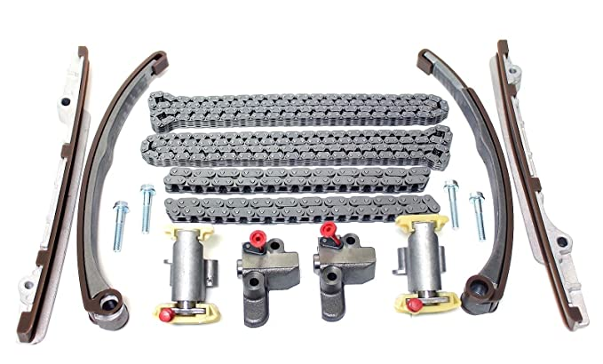 2000 2001 LINCOLN LS 3 9L 3 9 V8 DOHC TIMING CHAIN KIT UP TO 05 13 2001