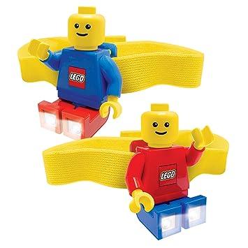 LEGO Minifigure LED Head Lamp   Assorted Colors
