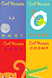 Carl Hiaasen Collection: Hoot, Flush, Scat, Chomp