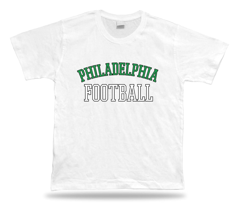 Philadelphia FOOTBALL t-shirt tee Pennsylvania stadium apparel style design USA