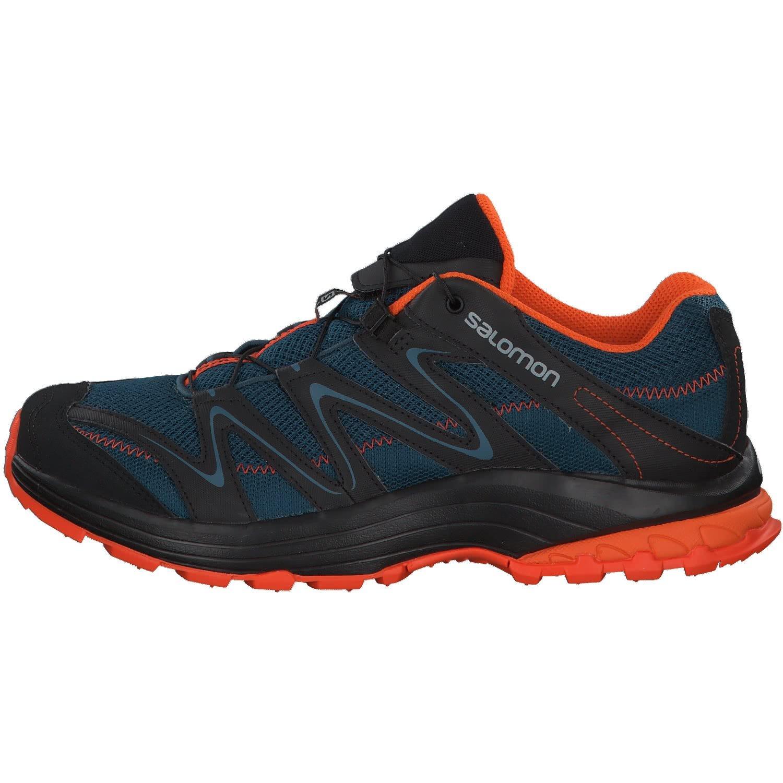Trail Blueblk Chaussures Score Running Salomon Marine Bleu REq878