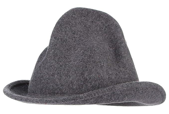 Laisla fashion Cappello di Feltro Unisex Cappello di Feltro Uomo Donna  Classiche Cappellino AR  Amazon.it  Abbigliamento 690d86aee770