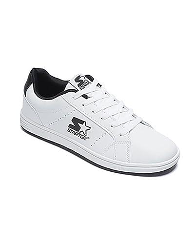 STARTER , Herren Sneaker schwarz schwarz, schwarz schwarz