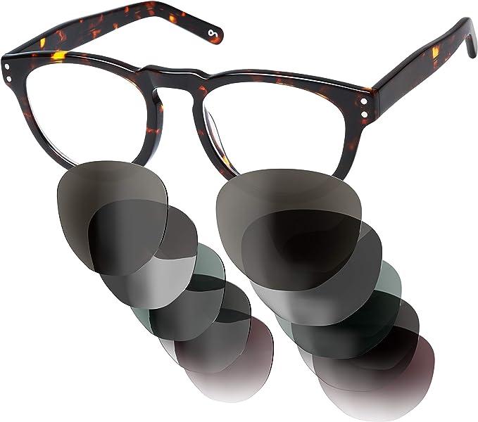 Sonnenbrille mit Sehstärke