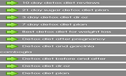 Amazon com: Detox Diet Tips: Appstore for Android