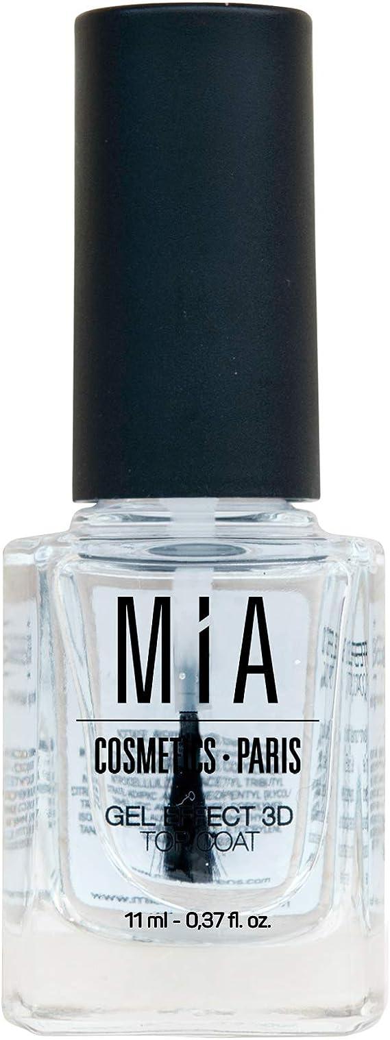 Image ofMIA Cosmetics-Paris, Capa Superior (6652) Top Coat Gel Effect - 11 ml