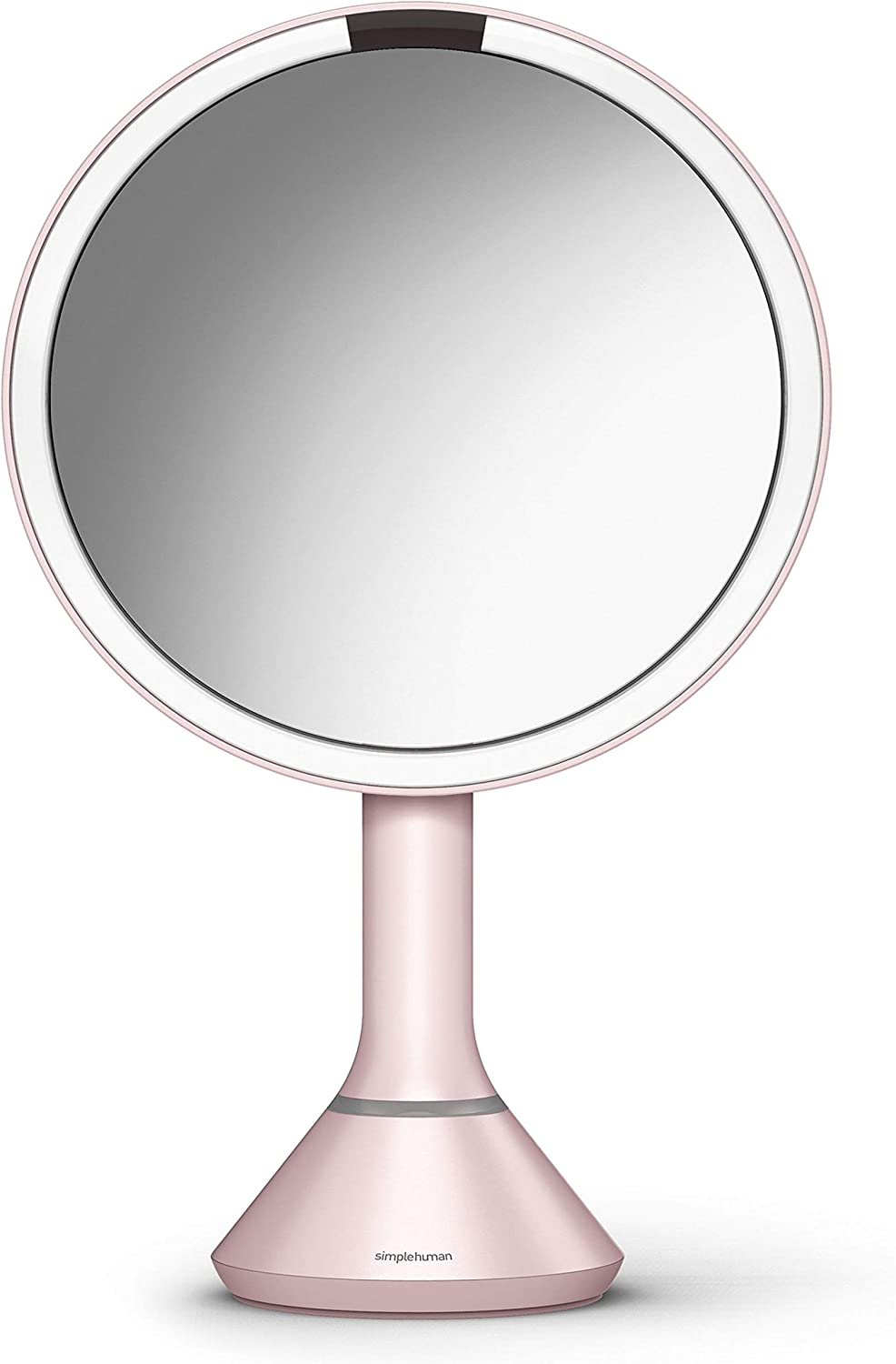 Simplehuman 5X Lighted Tabletop Makeup Mirror Reviews