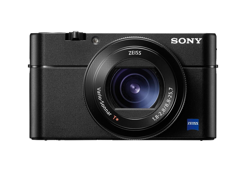 Sony DSC-RX100M5A - Cámara compacta (Sensor CMOS 1.0 de 20.1mp, Zoom 24-70mm, F2.8-4.5, vídeos 4K, AF de 0,03s Disparo contínuo hasta 24 fps con 315 Puntos ...