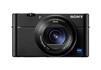 Sony DSC-RX100M5A - Cámara compacta (Sensor CMOS 1.0 de 20.1mp, Zoom