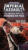 Fantasy Flight Games FFGD4504 Star Wars: Imperial Assault - Han Solo