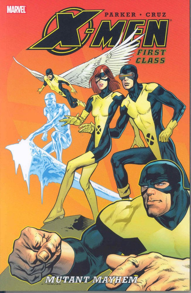 Download X-Men: First Class - Mutant Mayhem (X-Men (Marvel Paperback)) PDF