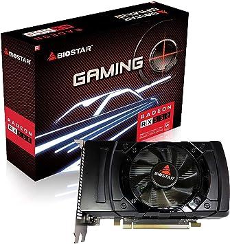 Amazon.com: Biostar Radeon RX 550 4GB GDDR5 128-Bit DirectX ...
