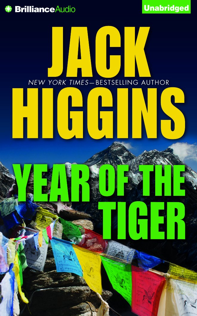 Year of the Tiger (Paul Chevasse Series) pdf