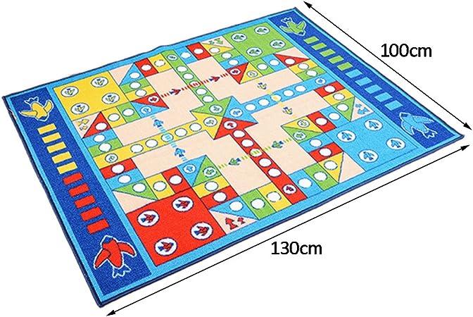 Spielteppich Kinderteppich Spielzeug Teppich Matte