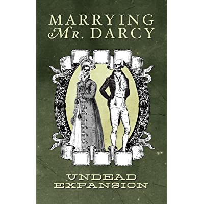 Game Salute Marrying Mr. Darcy Undead Expansion Board Game: Toys & Games
