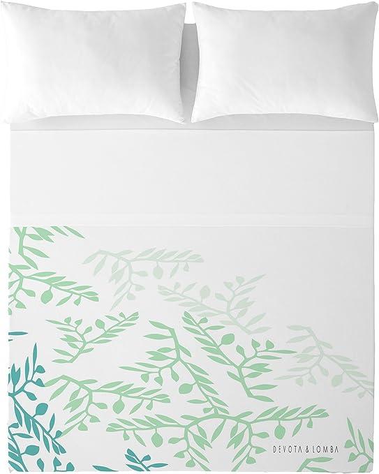Devota & Lomba Lomba Juego de sábanas, Algodón, Multicolor, 180 x 200 cm: Amazon.es: Hogar