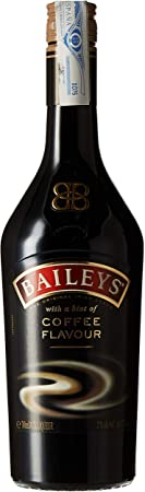 El licor nº 1 del mundo, elaborado a partir de una mezcla de nata irlandesa, whisky irlandés y el me