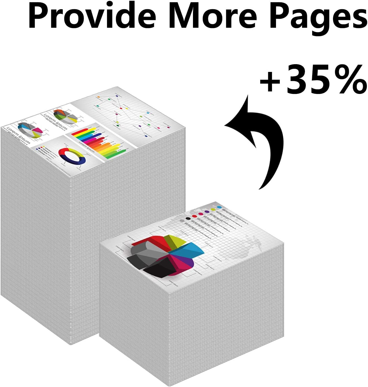 M254dn 8 Pack 202X|CF500X CF501X CF502X CF503X Toner Cartridge Replacement for HP Color Laserjet Pro M254nw,M254dw MFP M281fdn 2BK+2C+2M+2Y M281fdw MFP M281cdw Printer,Sold by AlToner MFP M280nw