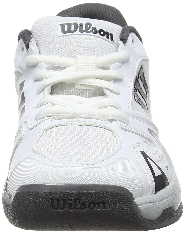 tejido//sint/ético Zapatillas de tenis ni/ño blanco Wilson RUSH PRO JR 2.5 CARPET todos los niveles y terrenos