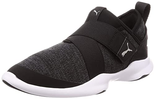 86b47ceda524 Puma Women s Dare Ac Black Silver Sneakers  Buy Online at Low Prices ...