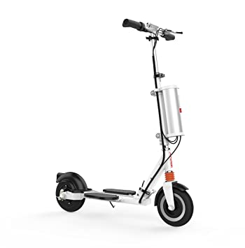new product 3d871 72760 AIRWHEEL Unisex Adult Electric Scooter Z3, White