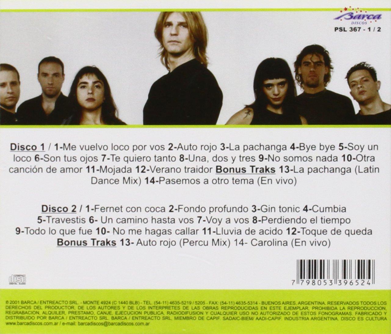Lo Mejor de (2CD)
