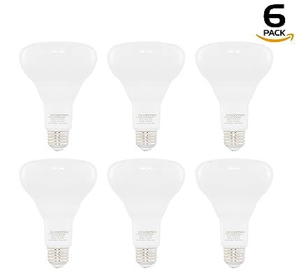 SLI Lighting BR30 Flood Light - Dimmable LED BR30 LED Light Bulbs For Home Office Kitchen  sc 1 st  Amazon.com & SLI Lighting BR30 Flood Light - Dimmable LED BR30 LED Light Bulbs ...