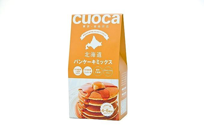 Kuoka (Cuoca) piezas 200gX3 mezcla de harina Hokkaido mezcla para panqueques