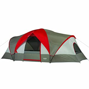 Wenzel Great Basin Tent - 10 Person  sc 1 st  Best Family Tent & Best large (10+) Person Tent (Mar 2018)