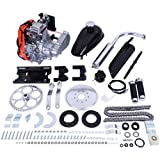 "49cc 4 Stroke Engine Motor Kit, Bike Engine Kit 4 Stroke, Gas Petrol Motorized Bike Engine Bicycle for 26"" or 28"" ATV…"