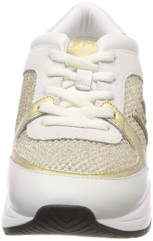 Liu Jo Shoes Womens Karlie 12-Sneaker White Low-Top