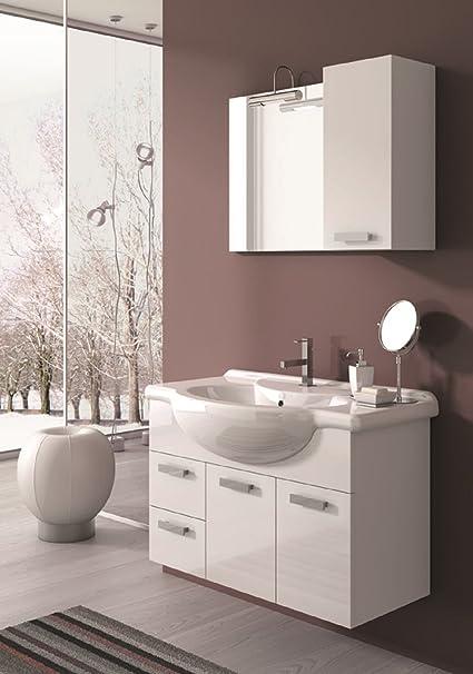 D&B casa Azzurra,Mobile arredo Bagno Completo di lavabo e ...