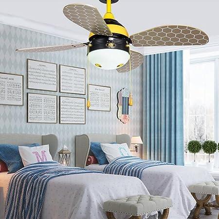 Lámpara de ventilador de techo Chuang Kang Lámpara LED para
