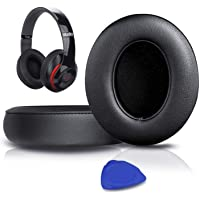 Professional Earpads Cushions Replacement, Ear Pads Compatible with Beats Studio 2 & 3 Wired & Wireless (B0501, B0500…