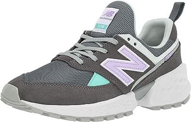 New Balance Womens WS574PRC 574v2-usa Grey Size: