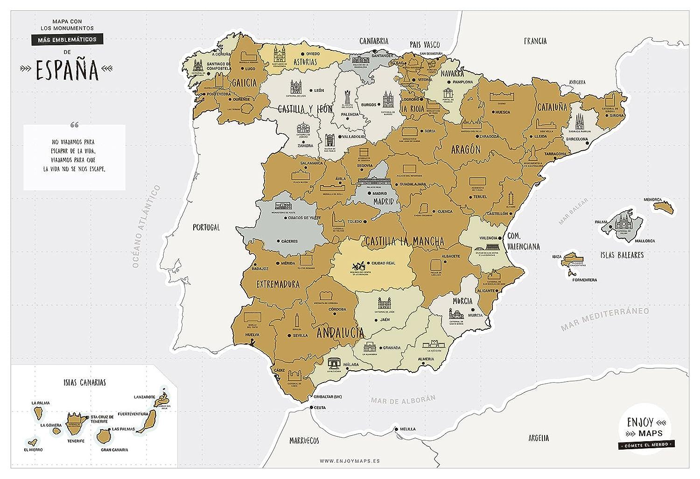 Mapa del mundo para rascar - Con los estados de EEUU y con banderas ...