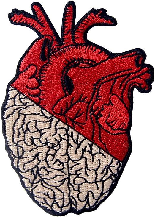 Medusa di sanguinamento ZEGIN Toppa ricamata da applicare con ferro da stiro o cucitura tema