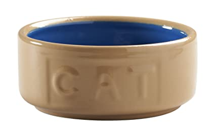 amazon com mason cash lettered cat bowl mason cash cane 5 inch