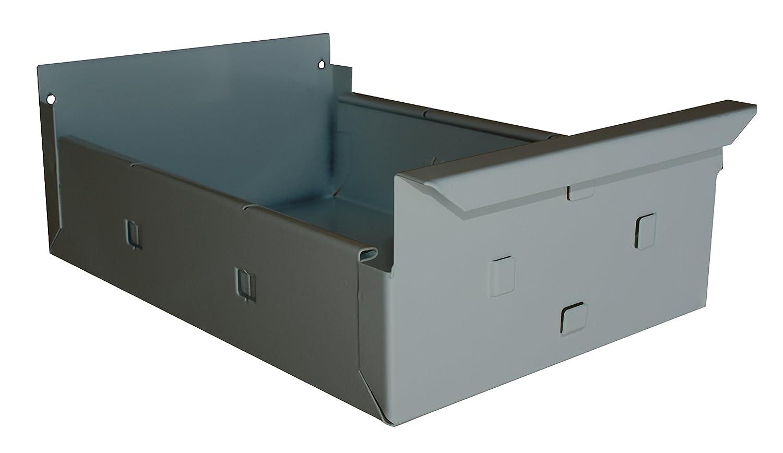 c//30 x 4, 35 kg color gris oscuro 270 x 300 x 100 mm c//30 x 3 Simonrack 30132730108 Caj/ón met/álico para estanter/ía