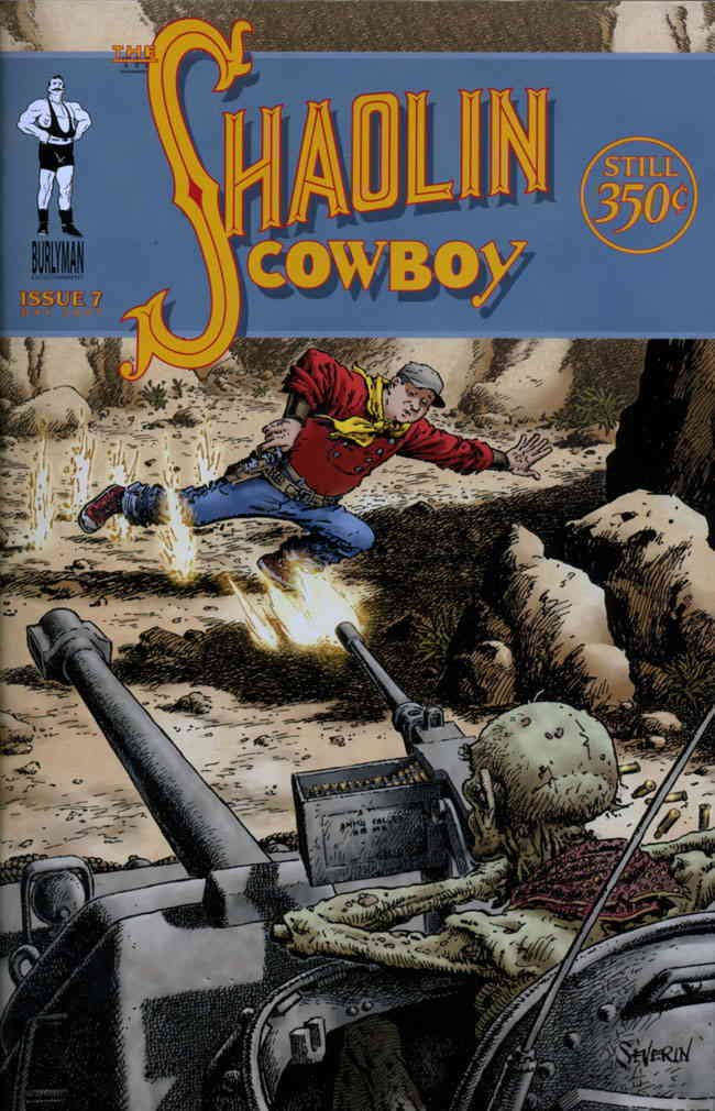 "Download Shaolin Cowboy #7 ""John Severin Variant"" ebook"