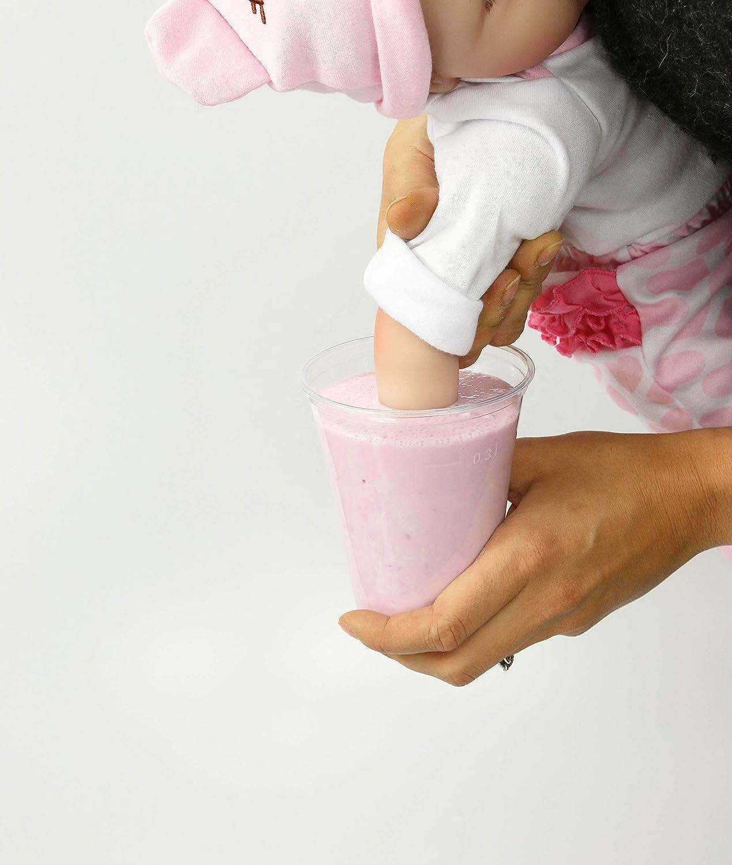 Huellas de bebe en 3D | Bebés hasta 6 meses y hasta 3 moldes | Improntas mano y pie: Amazon.es: Bebé