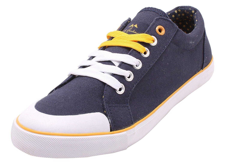 Mast \u0026 Harbour Women Navy Canvas Shoes