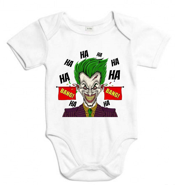 Oficial Dc Comics Batman Superman Bebé Niños Mameluco Body babygrow Fancy Dress