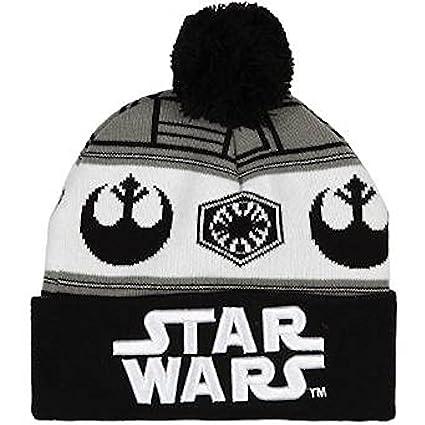Beanie Cap - Star Wars 7 - Versus Fair Isle Cuff Knit New kc37smstw  Amazon.ca   Luggage   Bags 5faba9417768