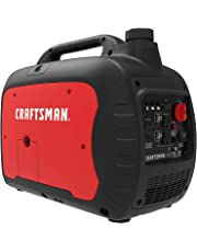 Craftsman C0010030 3000I 3000 Watt Portable Inverter Generator-CARB Compliant One Size Red/Black
