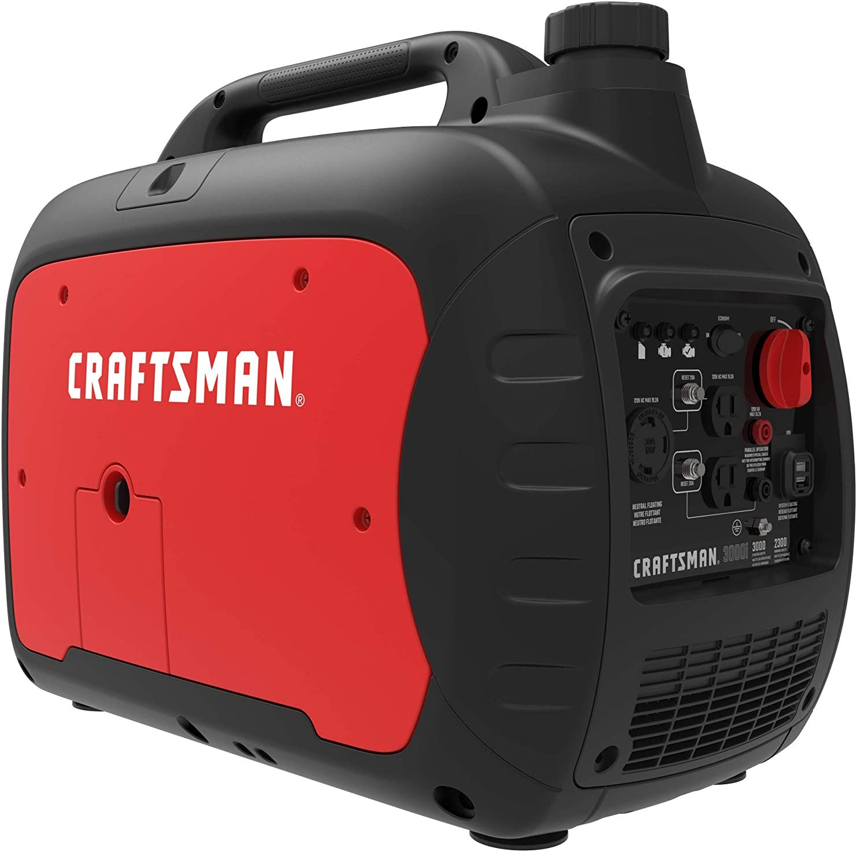 Craftsman C0010030 3000i 50 St/CSA Inverter Generator