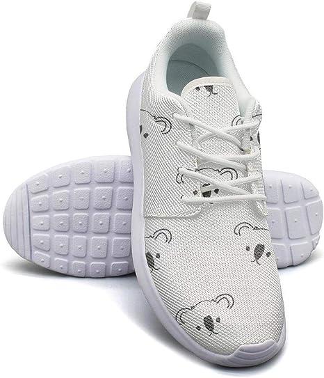 YSLC Zapatillas de Correr diseño de Oso de Koala Australiano, Ligeras, Suela de Goma, para Mujer: Amazon.es: Deportes y aire libre