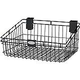 Suncast MB1218B Wire Basket 12x18 Inch, Black