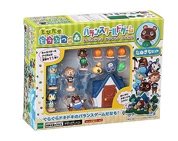 Tobidase Animal Crossing juego de equilibrio del mundo ...