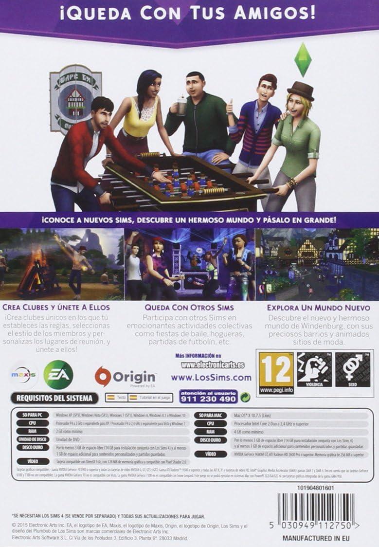 Los Sims 4 ¿Quedamos?: Amazon.es: Videojuegos